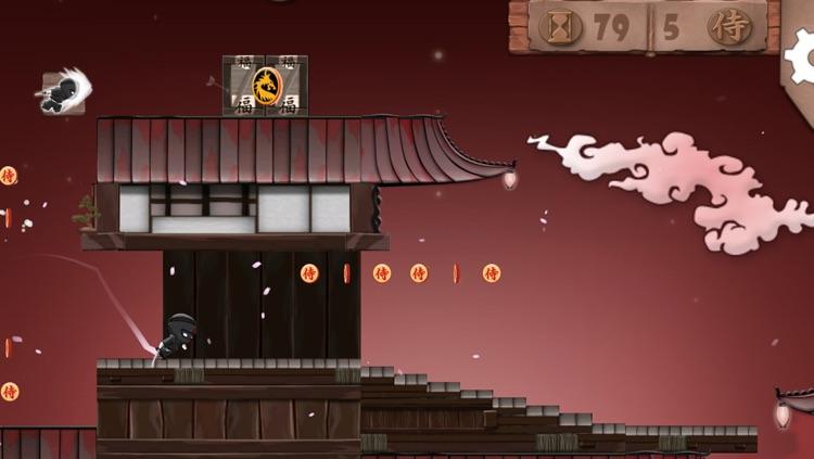 Ninja Run Free 忍者 screenshot-3