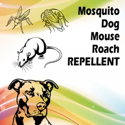 Mosquito Dog Mouse Roach REPELLENT