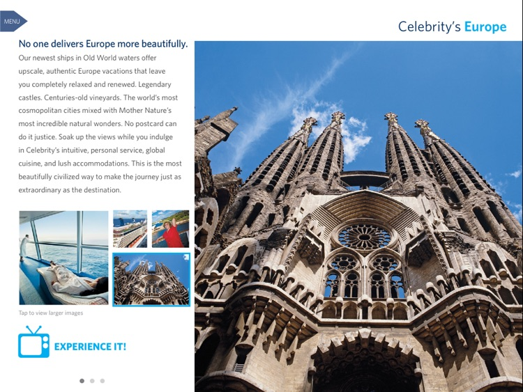 Celebrity's Europe screenshot-2