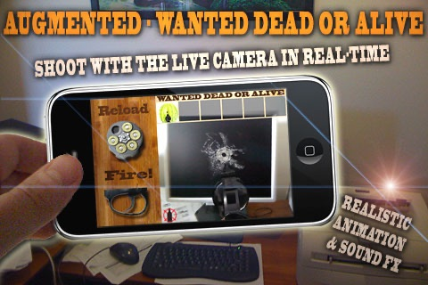 Augmented - Wanted Dead or Alive - First Person Shooter screenshot-0