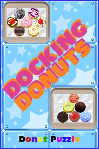 Docking Donuts -2 in 1-