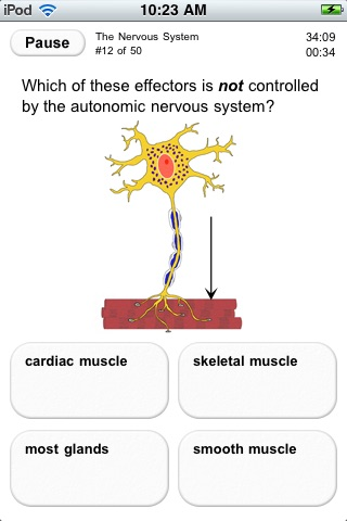 Anatomy and Physiology screenshot-3