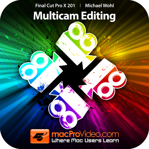 Course For Final Cut Pro X 201 - Multicam Editing