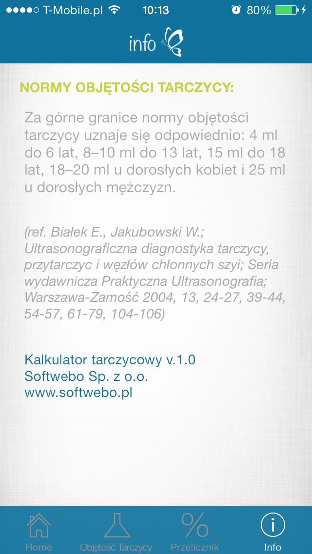 点击获取KalkulatorTarczycowy
