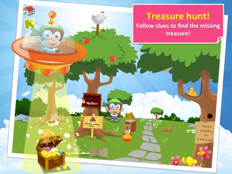Fido's Treehouse Scavenger Hunt screenshot-4
