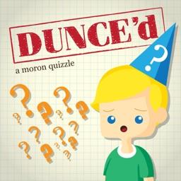 Dunce'd