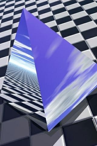 3D Wallpapers Lite Screenshot on iOS