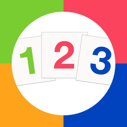 Preschool Numbers Game