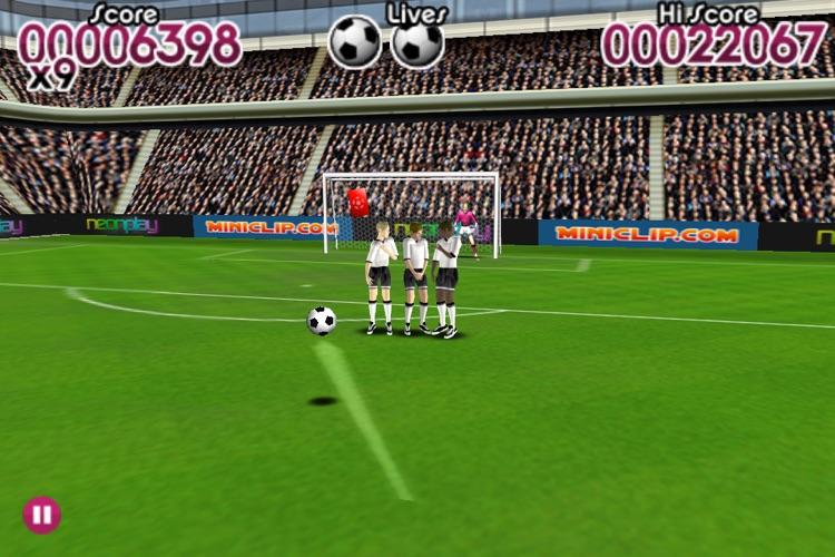 Flick Football