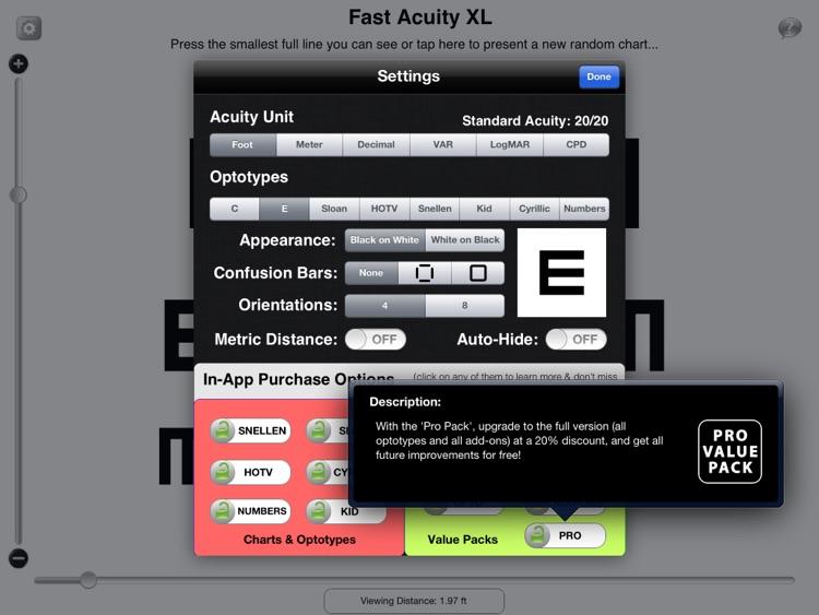 Fast Acuity XL screenshot-4