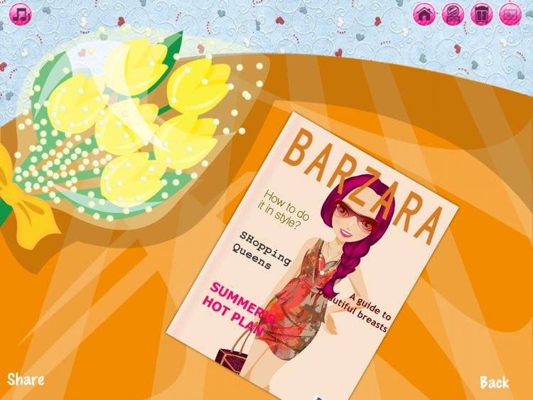 Cover Girl HD - Dress up and makeup game screenshot-3