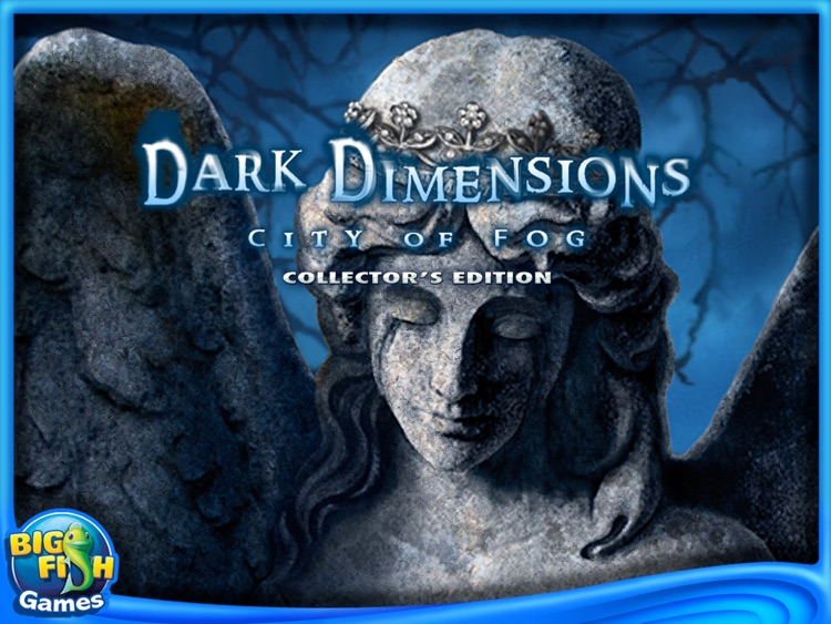 Dark Dimensions: City of Fog Collector's Edition HD