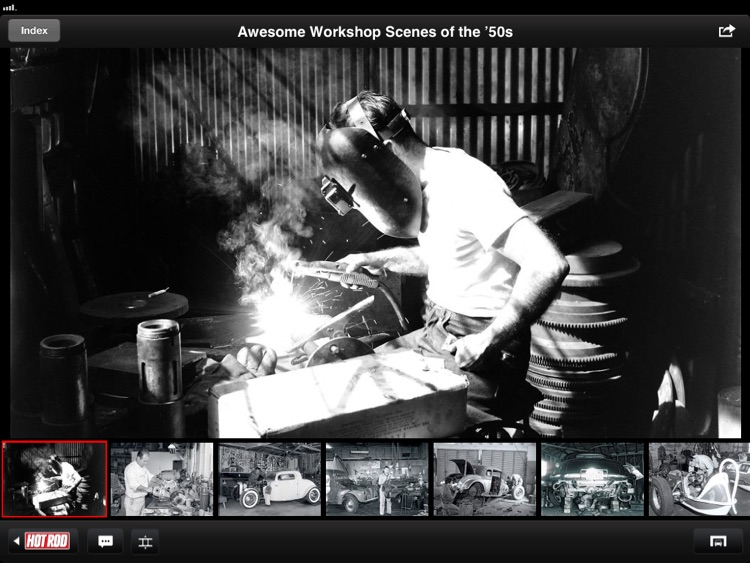 HOT ROD Then & Now screenshot-4