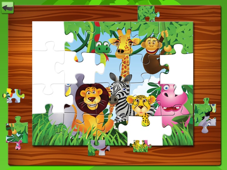 A Lot of Puzzles for Kids screenshot-4