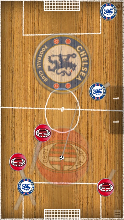 Pocket Button Soccer Lite screenshot-4