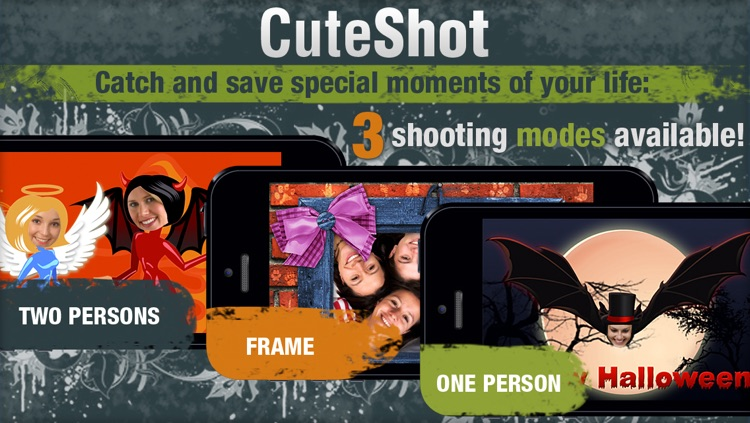 CuteShot - Awesome Postcards screenshot-2