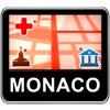 モナコ ヘクトル地図 - Travel Monster