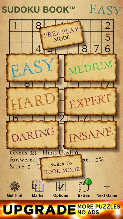 Big Bad Sudoku Book Free screenshot-2