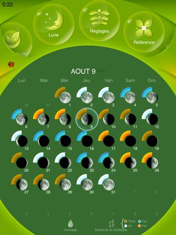 Screenshot #4 pour Jardiner Avec La Lune