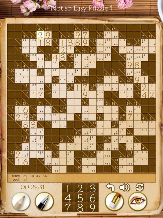 Real Kakuro 20x20 Free