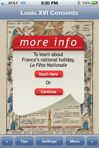 ParisAppTours: Beware Mme la Guillotine, A Revolutionary Tour of Paris screenshot three