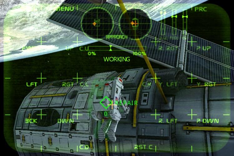 Astronaut Spacewalk screenshot-4
