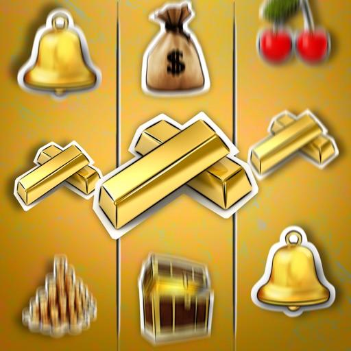 A1 Gold Rush Casino Slots Pro - Win jackpot lottery chips by playing gambling machine