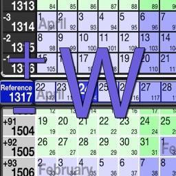 Telecharger Iweeks Week Number Calendar Pour Iphone Sur L App Store Utilitaires