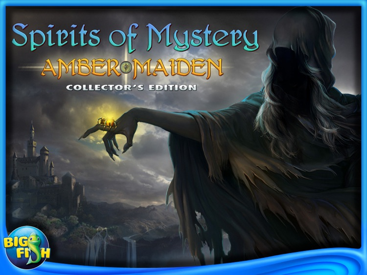 Spirits of Mystery: Amber Maiden Collector's Edition HD screenshot-0