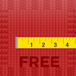 Gaugefy Free: Knitting Gauge Calculator