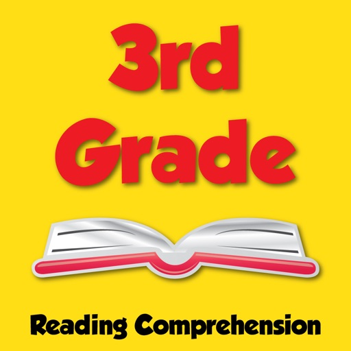 3rd Grade Reading Comprehension Stories by Visual Learning Aids, LLC