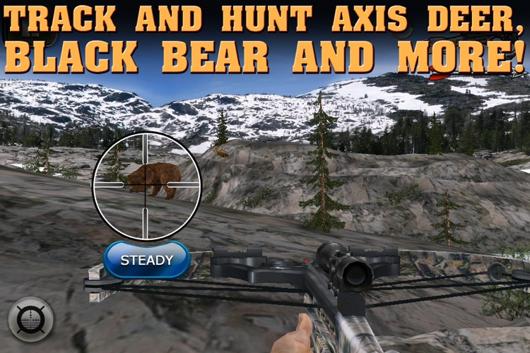 Deer Hunter Challenge screenshot-2