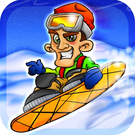 Ski Land Madness Lite icon