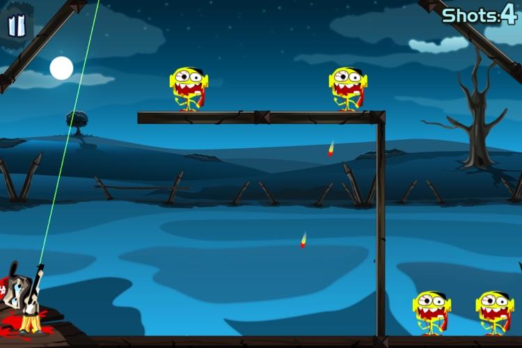 X Zombies Lite screenshot-3