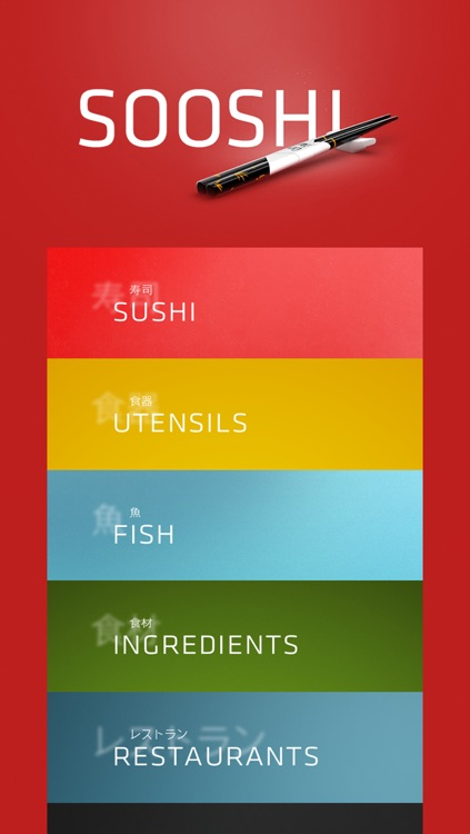 Sooshi – All About Sushi screenshot-0