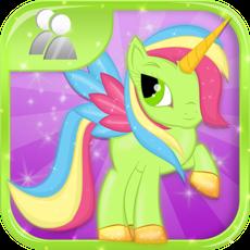 Activities of Little Magic Unicorn Dash : My Pretty Pony Princess vs Shark Tornado Attack Game - FREE Multiplayer