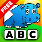 Abby Preschool Shape Puzzles (Under the Sea and Vehicles) Free HD icon