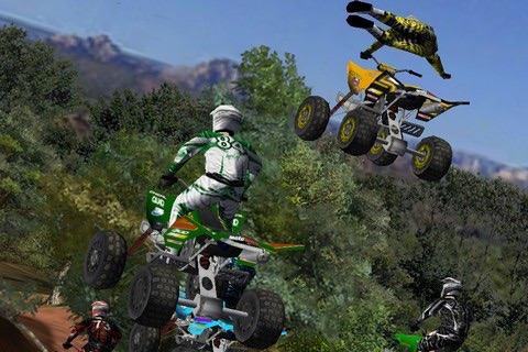 2XL ATV Offroad Lite screenshot-0