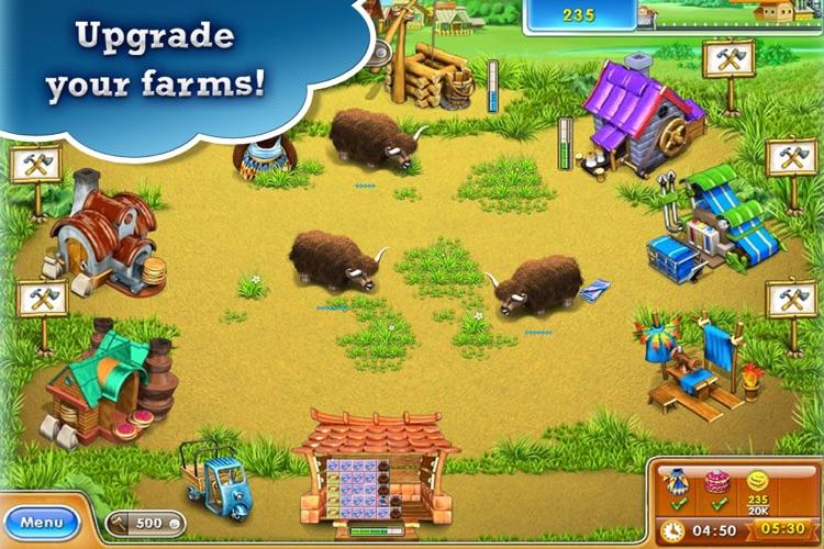 Farm Frenzy 3 screenshot-3