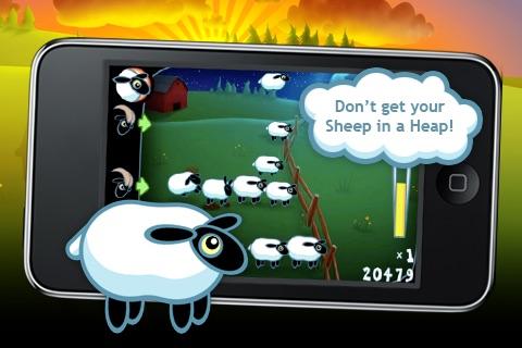 Leap Sheep! HD screenshot-3