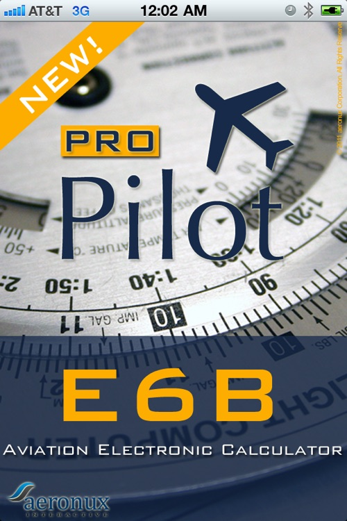 PRO Pilot Electronic E6B screenshot-0