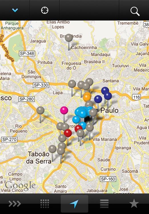 São Paulo: Wallpaper* City Guide screenshot-3