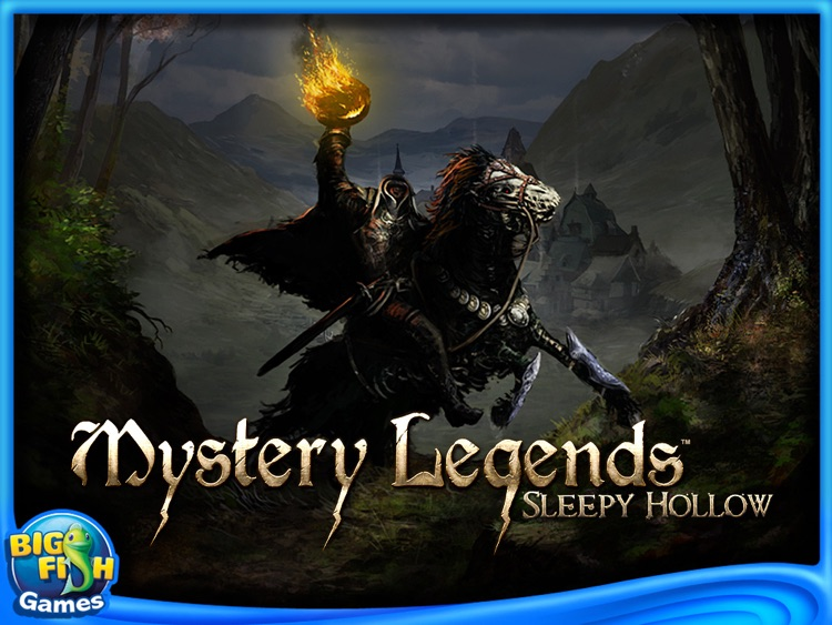 Sleepy Hollow: Mystery Legends HD (Full)
