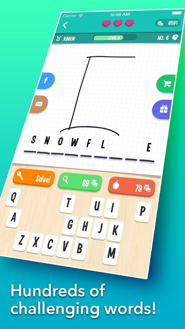 Hangman the classic word game by tappeal ab 11 app in hangman hangman the classic word game solutioingenieria Image collections