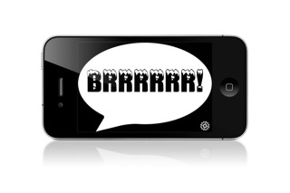 Screenshot for Thought Bubbles - Show the world what you really think with cartoon speech bubbles! in Azerbaijan App Store