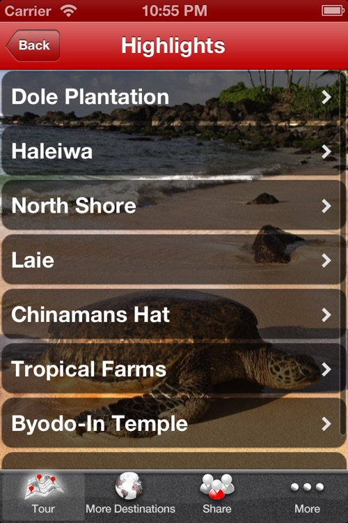 Oahu Island Circle GPS Driving Tour - GyPSy Guide screenshot-1