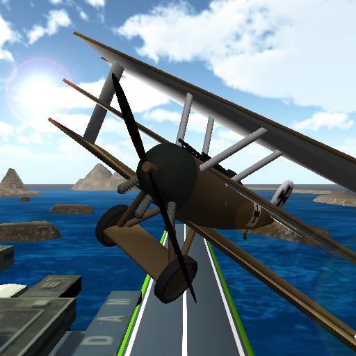3D Triplane Stunt Pilot FREE