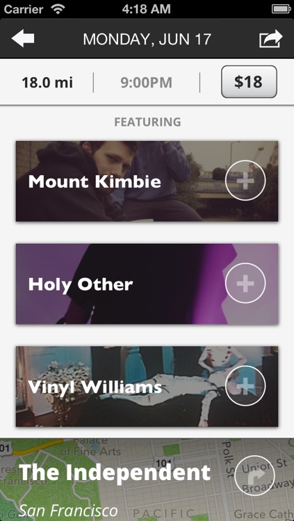 Tamber Concerts screenshot-3