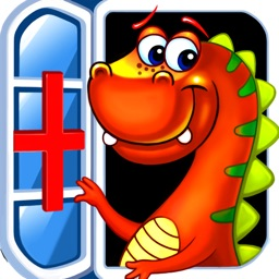 Dr. Dino - Educational Doctor Games for Kids & Toddlers Education