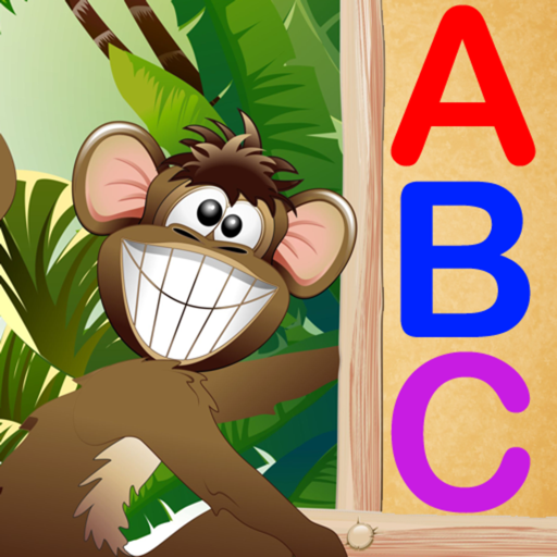 Alphabet Match Jungle